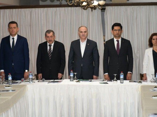 Bakab'ın yeni başkanı Özlü oldu