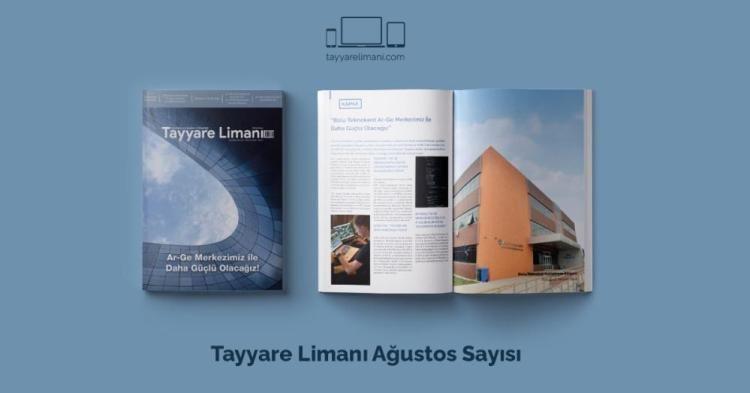 Tayyare Limanı Dergisi 7. sayısı yayınlandı
