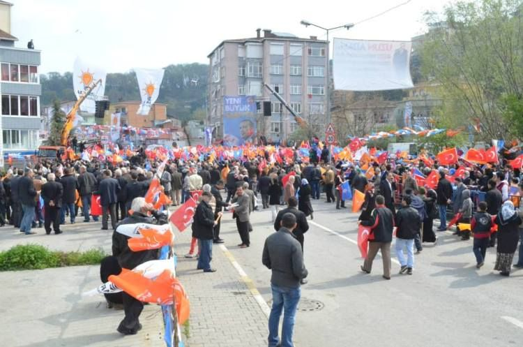 AK Partinin vebali büyük